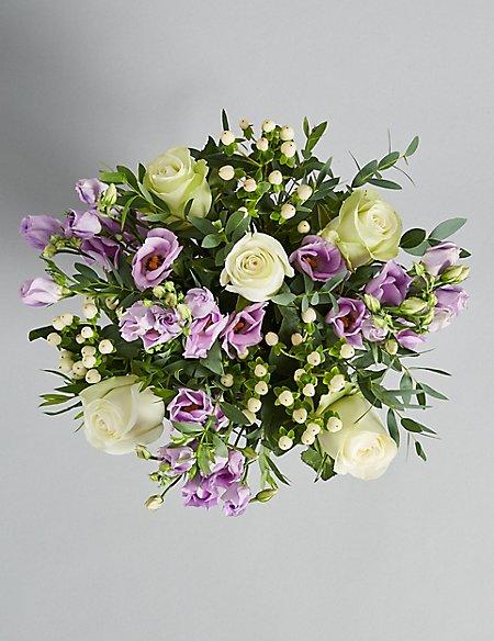 Lisianthus Vase