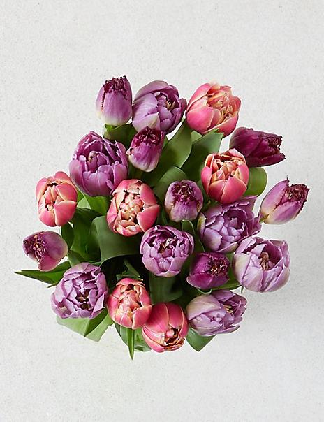 Collection Luxury Tulips Posy