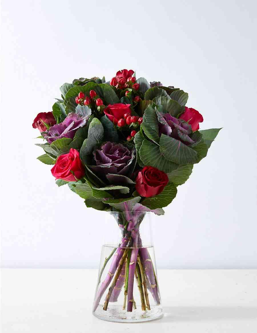 Brassica Rose Bouquet Ms