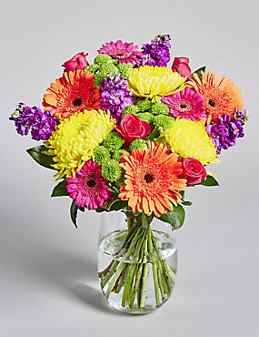 Summer Brights Bouquet