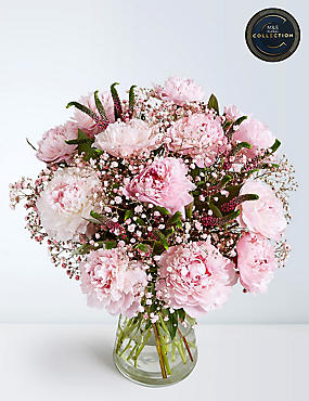 wedding flower delivery bouquet of flowers free flower bouquet delivery m amp s 9496