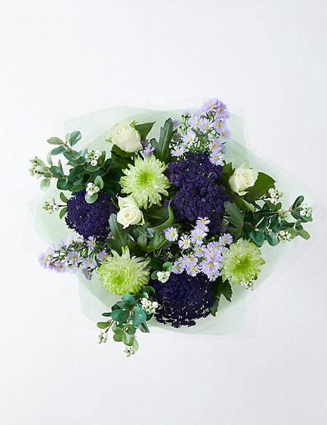 Sapphire Bouquet