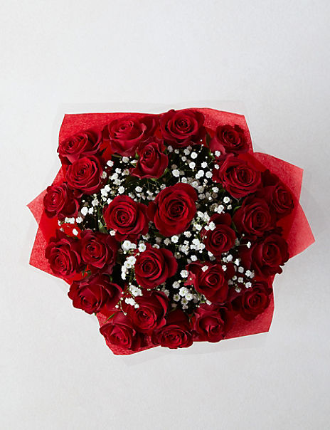 Be Mine Rose Gift Bag (Delivery from 10th February 2020)