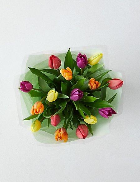 Spring Tulip Gift Bag