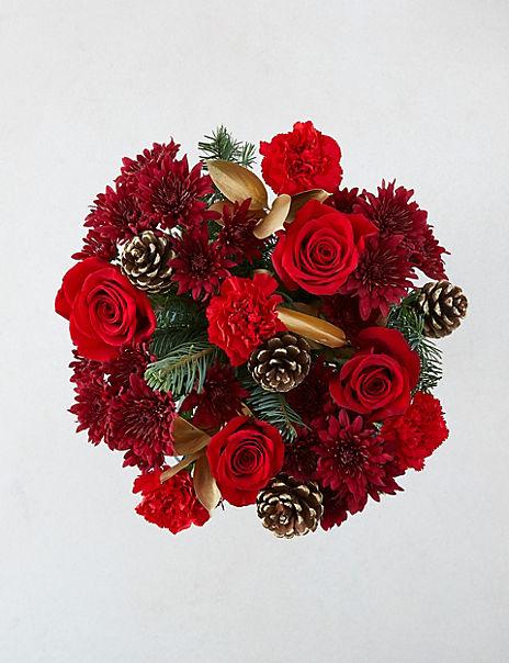 December Bloom Bouquet