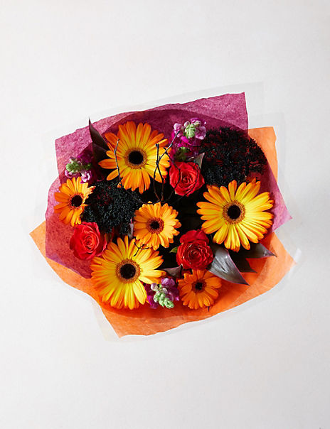Halloween Bouquet (Available for delivery from 25th October 2019)