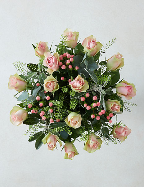 The Collection Belle Rose Bouquet