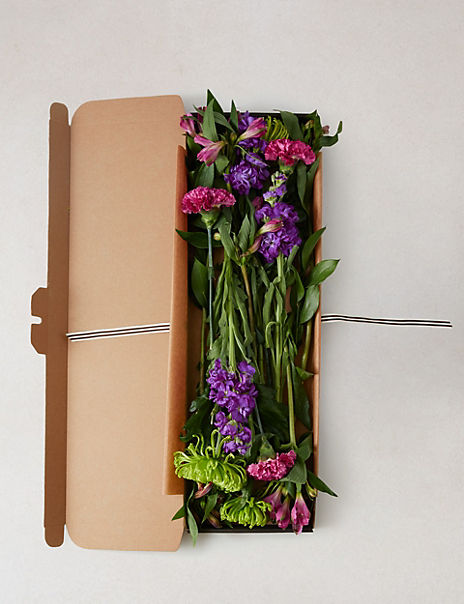 Mulberry Flower Letterbox Gift