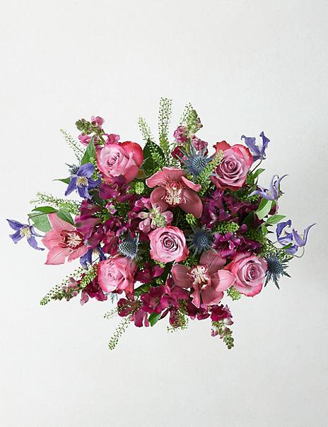 The Collection Purple Haze Bouquet