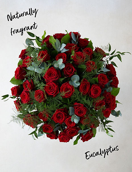 The Collection Forever Love Rose Bouquet (Delivery from 10th February 2020)