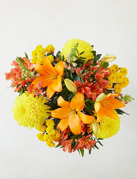 Autumn Sunshine Bouquet