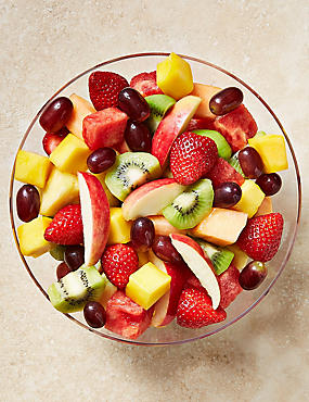 Luxury Fruit Salad Bowl (Serves 6-8)