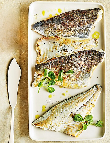 4 Sea Bream Fillets - Last collection date 22ndApril