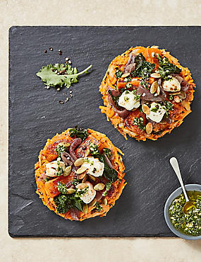 Butternut & Sweet Potato Rosti (Serves 2) - Pre-Order: Collect between 5th & 20th December