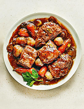The Collection Navarin of Lamb (Serves 4)