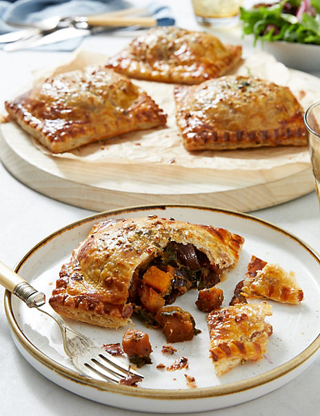 Gatstropub Vegan Butternut & Red Onion En Croûte (Serves 4)