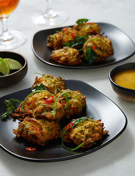 Plant Kitchen Tempura Onion Bhajis (Serves 4)