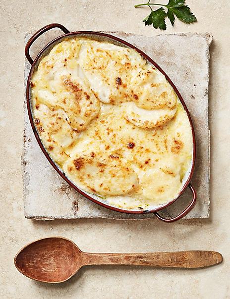 Potato Dauphinoise (Serves 4)