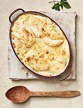 Potato Dauphinoise (Serves 4)