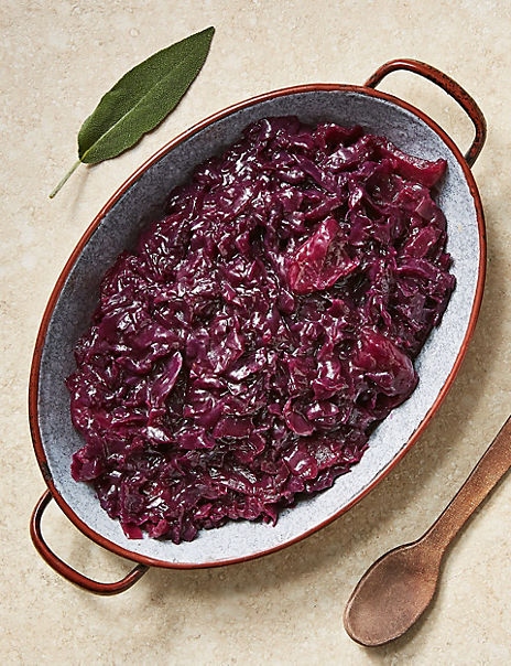 Red Cabbage (Serves 4)