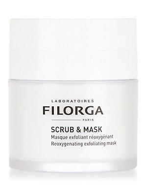 filorga scrub mask review