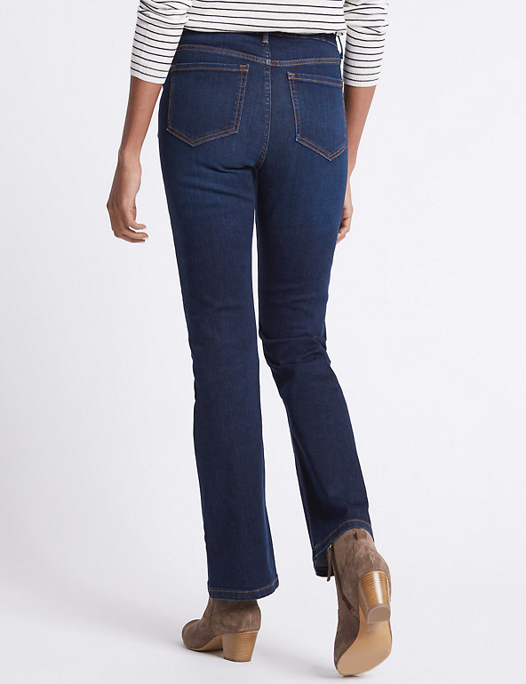 M/&S COLLECTION Women/'s Sculpt /& Lift Mid Rise Skinny Jeans New!