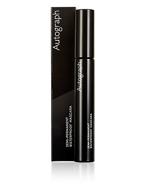e675ce20fe1 Semi-Permanent Mascara 8ml | Autograph | M&S