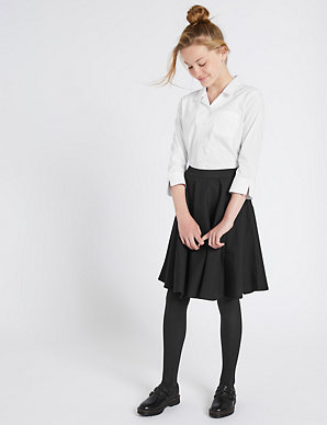 d045eacd08 Senior Girls' Skater Skirt | M&S