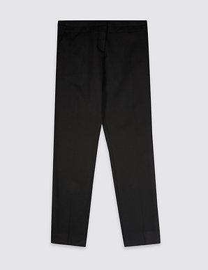 1c0d1571c25f Senior Girls' Skinny Leg Slim Fit Trousers   M&S