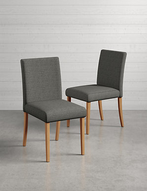 best website 568f2 8cf49 Set of 2 Tromso Dining Chairs