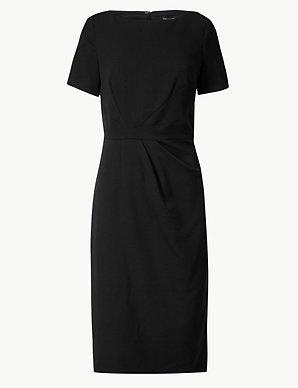 f88617d28f Short Sleeve Bodycon Midi Dress | M&S Collection | M&S