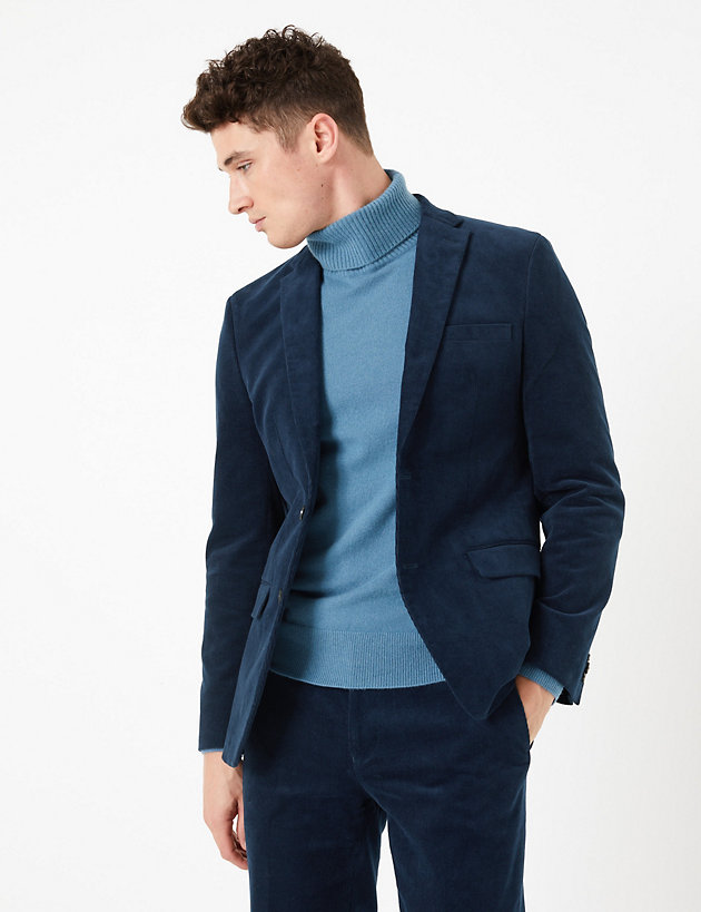 mens blazer trends