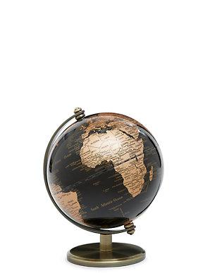 Small Copper Globe