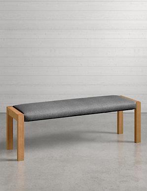 8ddf9ce4a8b2c Sonoma™ Bench Grey | M&S