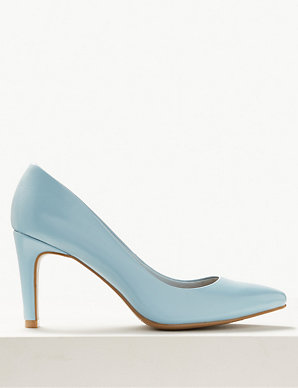 80f193ac97 Stiletto Heel Pointed Court Shoes | M&S Collection | M&S