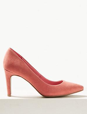 c404d960b415ce Stiletto Pointed Court Shoes