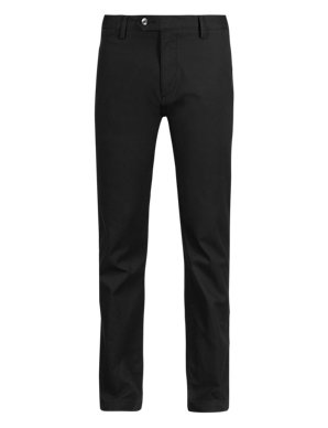 febd7a00 Straight Fit Stretch Chinos   M&S Collection   M&S