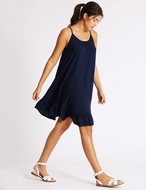 94772e363e8 Strappy Beach Dress