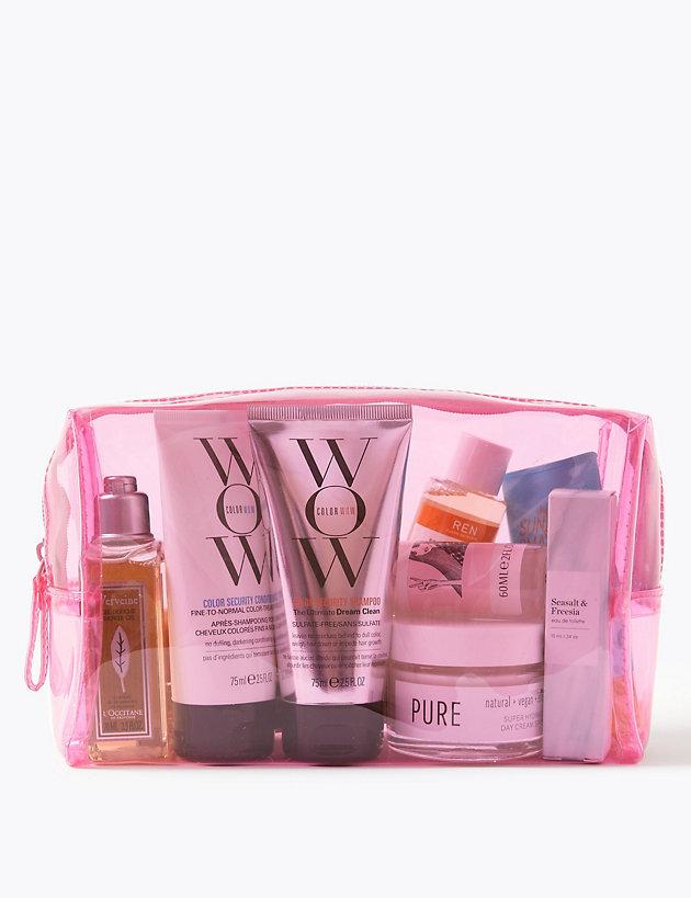 Summer Beauty Bag 2020   SUMMER BEAUTY IN A BAG   M&S