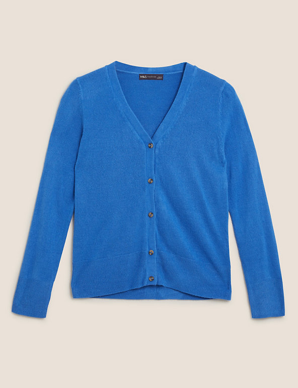 Marks And Spencer Brand New 4-5 Years Cardigan Button Front