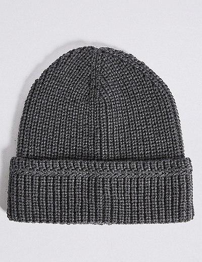 Ribbed Beanie Hat  d6fc5d0a4e0