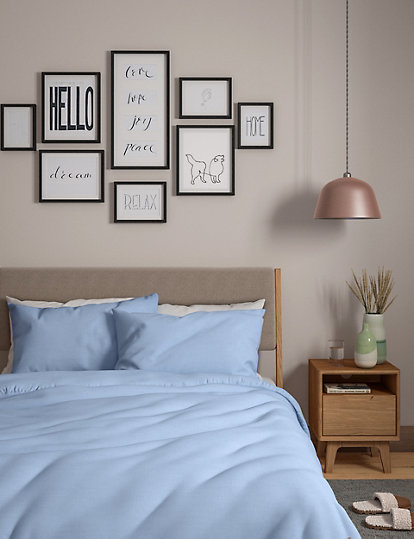 74618319b0 Percale Duvet Cover | Duvet covers | Marks and Spencer US