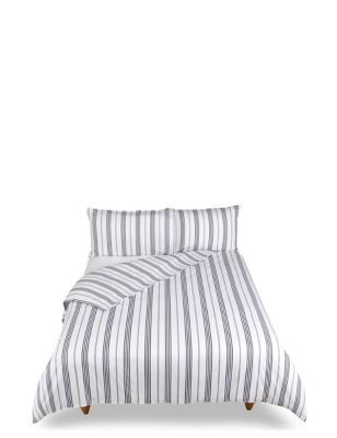 Core Deckchair Stripe Bedding Set by Tracked Express Delivery: