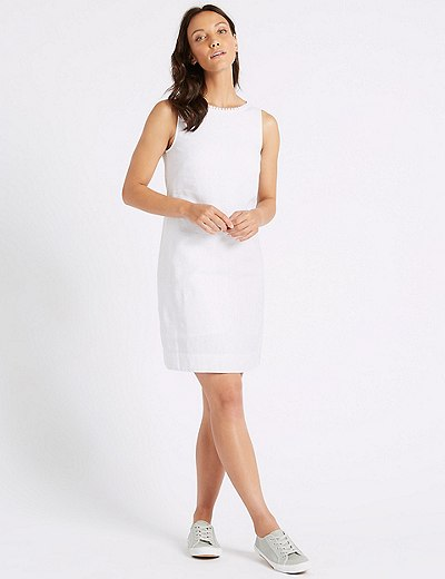 Spencer London Tunique amp; Lin Marks Robe En 0XqTwnY