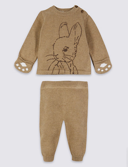 a24bb02f8 2 Piece Peter Rabbit™ Top & Joggers Outfit | Sets & outfits | Marks ...