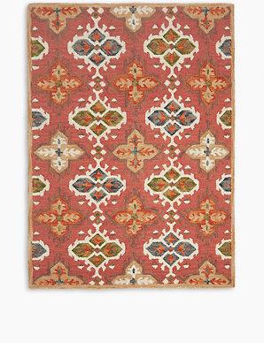 Tapestry Wool Rug M S
