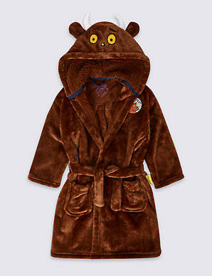 577fe5e715770 The Gruffalo™ Dressing Gown (1- 8 Years)   M&S
