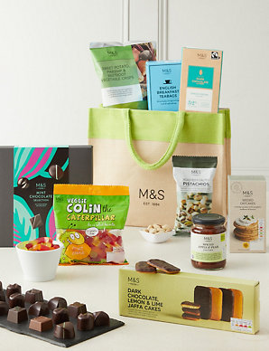 The Ivy Treat Selection Gift Bag | M&S