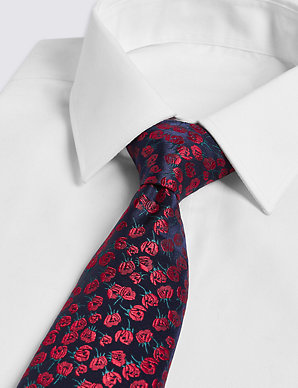 The Poppy Collection® Silk Tie