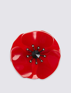 The Poppy® Collection Resin Poppy